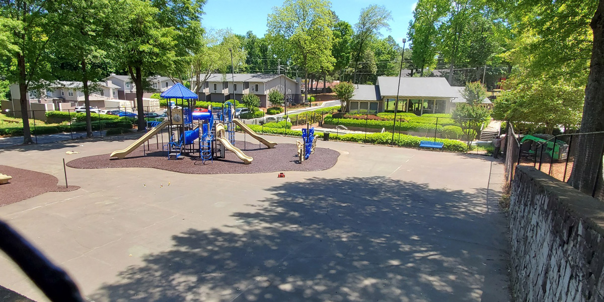 brocket road playground